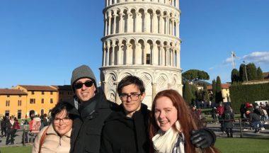 (Nella foto Pippy dall'Australia 5 mesi in Italia)