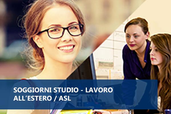 SOGGIORNI STUDIO - LAVORO